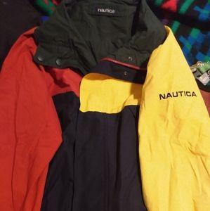 Reversible Nautica jacket
